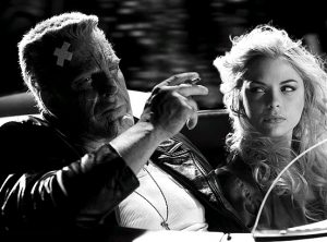 Mickey-Rourke-and-Jaime-King-as-Marv-and-GoldieWendy-in-a-scene-from-Frank-Miller-and-Robert-Rodriguezs-Sin-City-2005-24